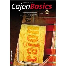 PHILIPZEN CAJON BASICS + CD