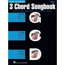 THE GUITAR THREE CHORD SONGBOOK VOLUME 2
