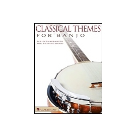 BANJO CLASSICAL THEMES HL00143393
