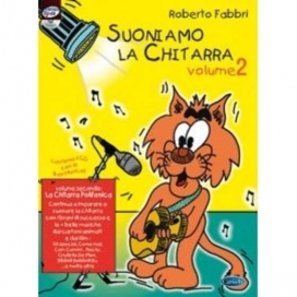 FABBRI SUONIAMO LA CHITARRA 2 + CD