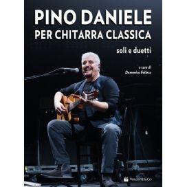PINO DANIELE PER CHITARRA CLASSICA + CD