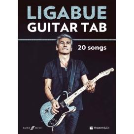 LIGABUE GUITAR TAB - 20 SONGS