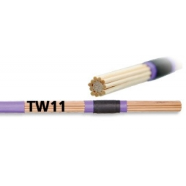 VIC FIRTH AB-TW11 STEVE SMITH BRUSHES