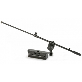 QUIK LOK A156BK MIC BOOM WITH CLAMP