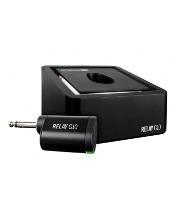 LINE6 RELAY G10 GUITAR & BASS RADIO DIGITAL SYSTEM