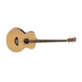 DIMAVERY AB450 ACOUSTIC BASS NATURAL