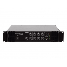 OMNITRONIC MP120 PA MIXING AMPLIFIER 120W 4-16 OHMS 70/100V