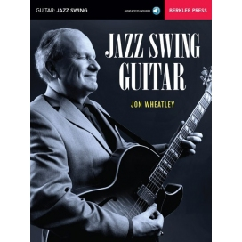 WHEATLEY JAZZ SWING GUITAR + AUDIO ON LINE