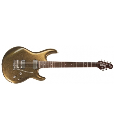 MUSIC MAN LUKE III OLIVE GOLD HH NO BATTIPENNA