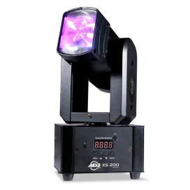 AMERICAN DJ XS200 TESTA MOBILE 2 LED 10W RGBW