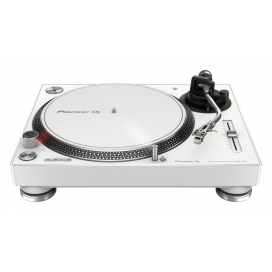PIONEER PLX500W PROFESSIONAL DJ TURNTABLE WHITE