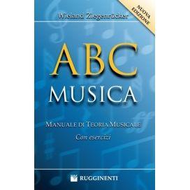 ZIEGENRUCKER ABC MUSICA EDIZIONE ITALIANA