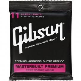 GIBSON SAG-BRS11 MASTERBUILT BRONZE 0.11/0.52