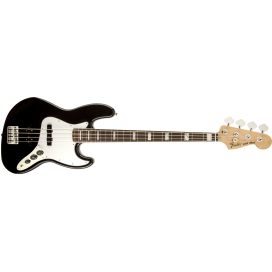 FENDER JAZZ BASS '70 CLASSIC BLACK PF