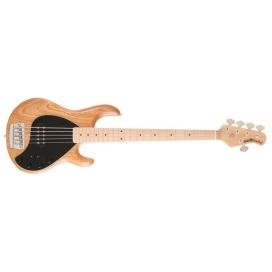 MUSIC MAN STINGRAY 5 NATURAL MAPLE NECK