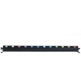 SHOWTEC LED LIGHTBAR 12 PIXEL 12X4W RGBW LED
