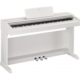 YAMAHA YDP-143WH DIGITAL PIANO WHITE ARIUS SERIES