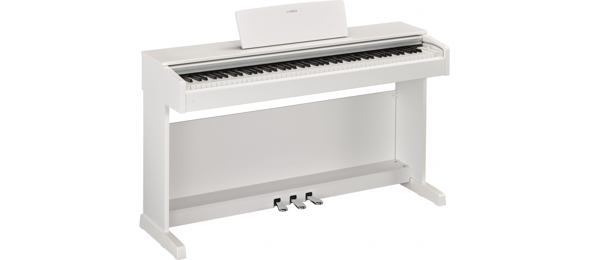 yamaha ydp 143wh digital piano white arius series. Black Bedroom Furniture Sets. Home Design Ideas