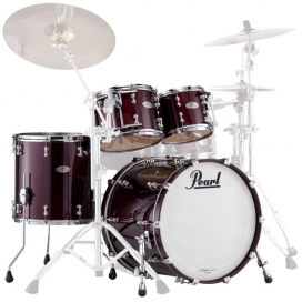 PEARL RF924XEP/CA335 REFERENCE DRUM KIT BLACK CHERRY