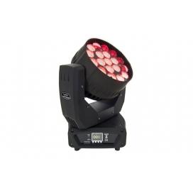 ATOMIC4DJ PRO300YRZ LOTUS ZOOM TESTA MOBILE 19X15W LED