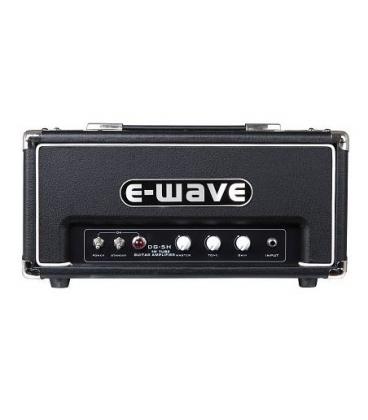 E-WAVE DG-5RH TESTA VALVOLARE PER CHITARRA ELETTRICA 5W + RIVERBERO
