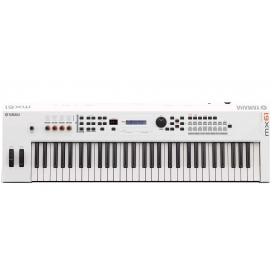 YAMAHA MX61IIWH MUSIC SYNTHESIZER WHITE