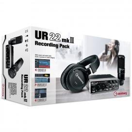 STEINBERG UR22 MK II RECORDING PACK
