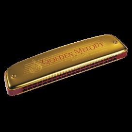 HOHNER GOLDEN MELODY TREMOLO 2416/40 C (DO)
