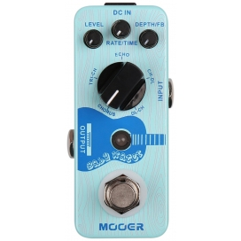 MOOER BABY WATER PEDAL