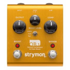 STRYMON OB.1 OPTICAL COMPRESSOR AND CLEAN BOOST