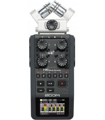 ZOOM H6 REGISTRATORE DIGITALE