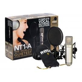 RODE NT1 A COMPLETE VOCAL BUNDLE SET