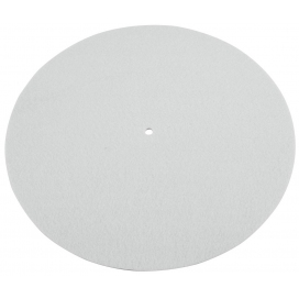 OMNITRONIC SLIPMAT NEUTRAL WHITE ANTISTATIC