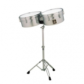 LP 1516S THUNDER TIMBALES IN ACCIAIO 15&16