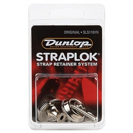 JIM DUNLOP SLS1101N STRAP LOCK NICKEL