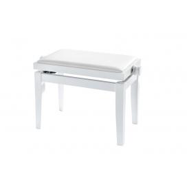 DISCACCIATI KD20-2WS PANCA PIANO BIANCO SATIN SKY