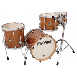 SONOR DL10 STAGE 3 SHELL SET WALNUT ROOTS