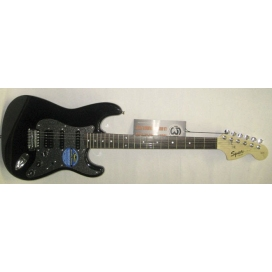 SQUIER AFFINITY FAT STRATOCASTER SPECIAL BLACK