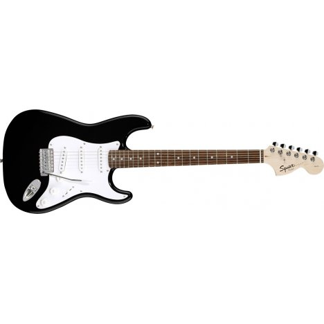SQUIER AFFINITY STRATOCASTER BLACK ROSEWOOD