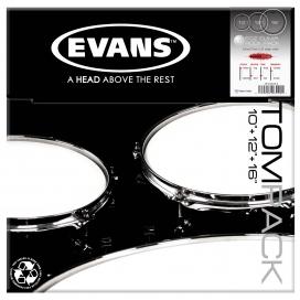 EVANS ETP-EC2SCLR-R SET EC2 10/12/16 CLEAR