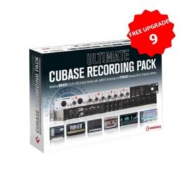 Steinberg ultimate recording pack
