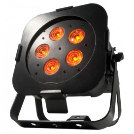 AMERICAN DJ WIFLY PAR QA5 5X5W LED BATTERY POWERED