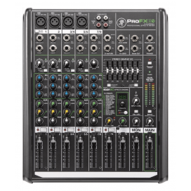 MACKIE PROFX8 V2 MIXER 8 CHANNELS EFFECTS + USB