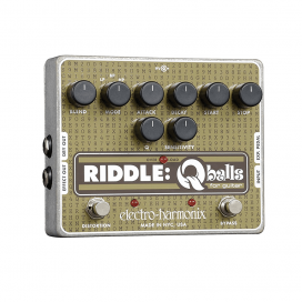 ELECTRO HARMONIX RIDDLE QBALLS FOR GUITA