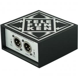 TELEFUNKEN TD-2 STEREO PASSIVE DI BOX