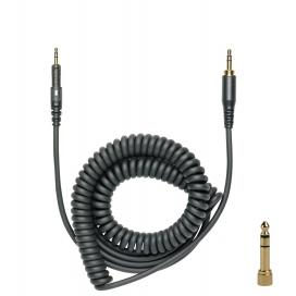 AUDIO TECHNICA M50X CAB2 BK HP-CC CAVO DI RICAMBIO SPIRALE