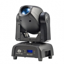 AMERICAN DJ FOCUS SPOT ONE MOVING HEAD WASH