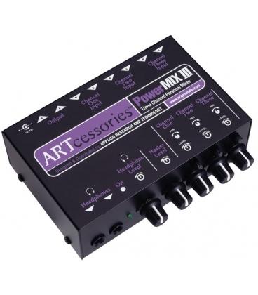 ART POWERMIX III 3 CH. MIXER