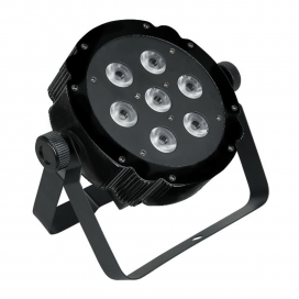 ATOMIC4DJ PAR SLIM H7 7X12W LED 6IN1