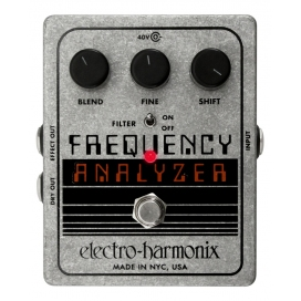 ELECTRO HARMONIX FREQUENCY ANALYZER